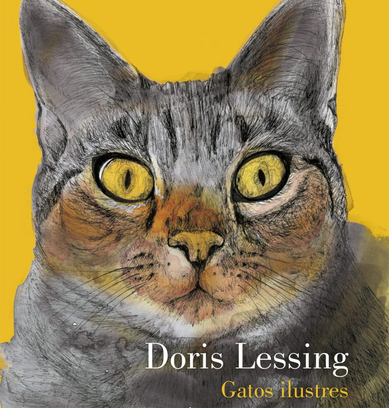 Gatos ilustres - Doris Lessing