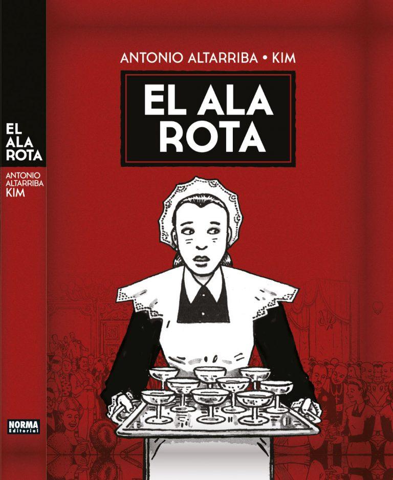 El ala rota - Antonio Altarriba / Kim