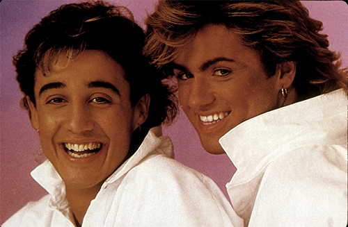 George Michael a Wham