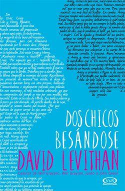 Dos chicos besándose - David Levithan