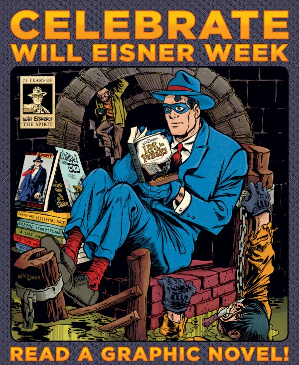 Will Eisner - Spirit