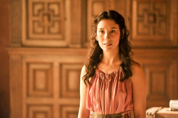 Sibel Kekilly, Shae a Game of Thrones