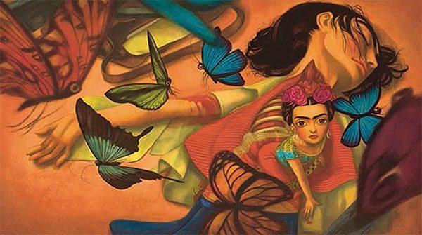 Frida - Sebastien Perez - Benjamin Lacombe