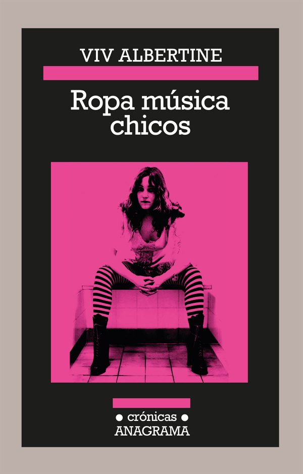 Ropa música chicos - Viv Albertine