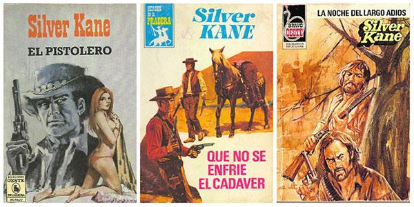 Silver Kane Obres renegades