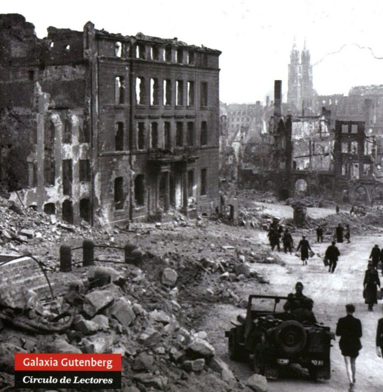 Continente salvaje: Europa tras la Segunda Guerra Mundial
