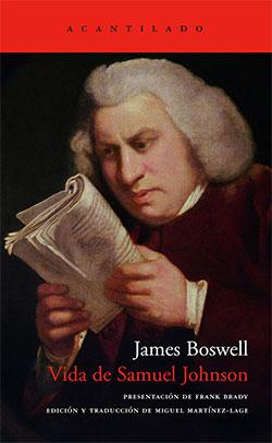Vida de Samuel Johnson - James Boswell