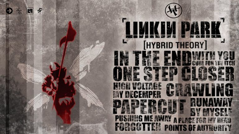 Hybrid Theory. Linkin Park