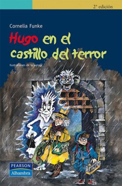 Hugo el fantasma  FUNKE, Cornelia