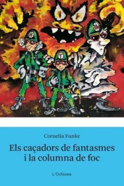 Els caçadors de fantasmes  FUNKE, Cornelia