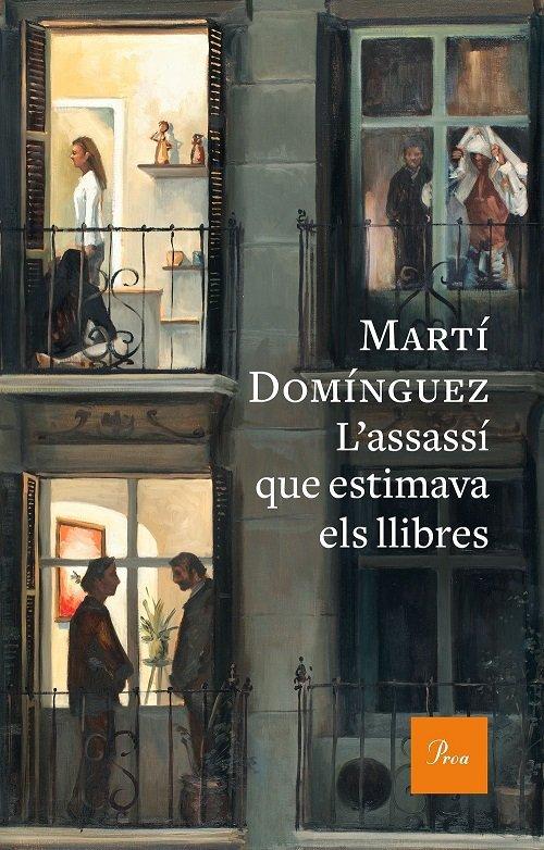 L'assassi que estimava els llibres - Martí Domínguez