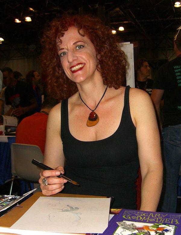 Jill Thompson.