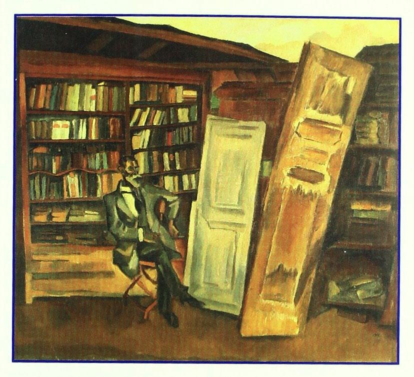 Vecchioni, Roberto El Librero de Selinunte
