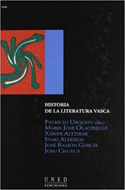 Historia de la literatura vasca  URQUIZU, Patricio (dir.)