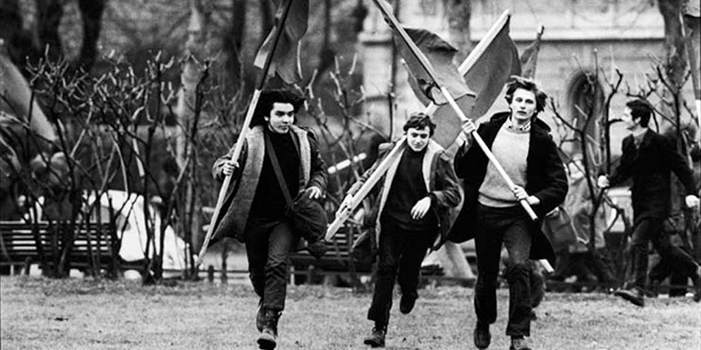 L'Aventura de conèixer, 1968: l'any que va sacsejar el món