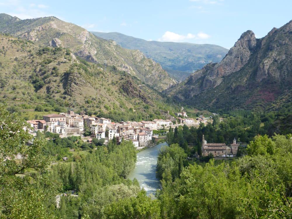 Núria garcia Quera - Nou viatge al Pirineu - Gerri de la sal baixa