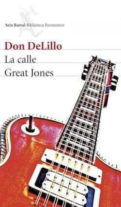 La calle Great Jones  DeLILLO, Do