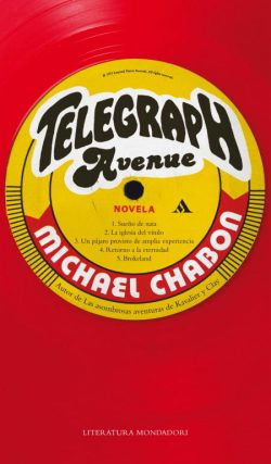 Avinguda Telegraph  Chabon, Michael