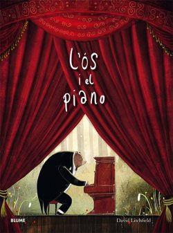 L'ós i el piano  LITCHFIELD, David