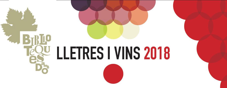 Lletres i vins: Biblioteques amb DO