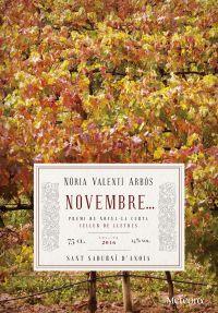 novembre Lletres i vins: Biblioteques amb DO