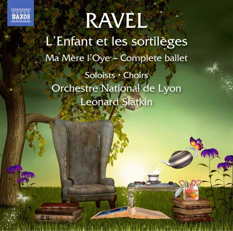 """Ravel """"L'enfant et les sortilèges"""""""