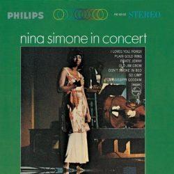Nina Simone in concert  Simone, Nina
