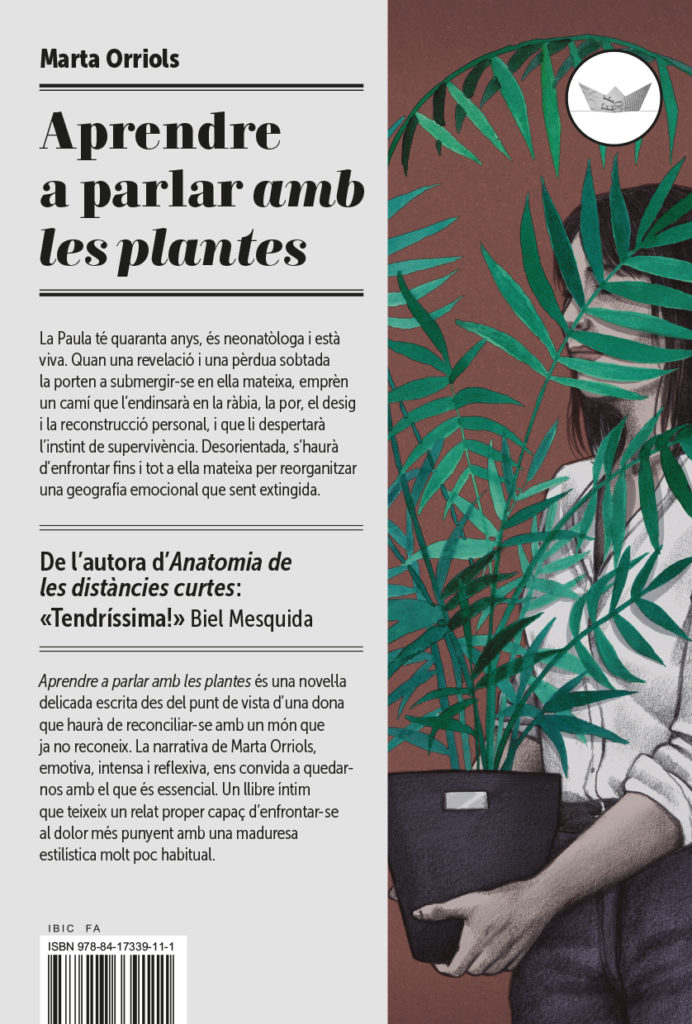 Aprendre a parlar amb les plantes / Marta Orriols