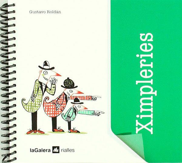 Ximpleries - Gustavo Roldán