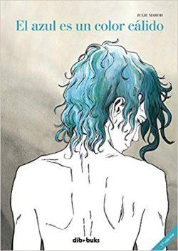 El azul es un color cálido  MAROH, Julie