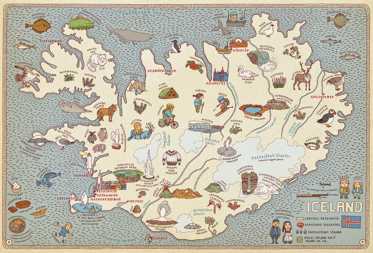Atlas del mundo: [un insólito viaje por las mil curiosidades y maravillas del mundo] MIZIELINSKA, Aleksandra