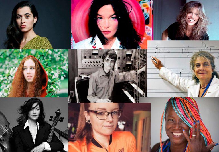 Dones i cinema, compositores de cinema