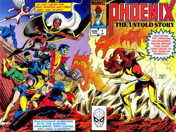 """Jim Salicrup va editar còmics que s'han coverit en clàssics, com """"La saga de Fènix Oscura"""" dels X-Men."""