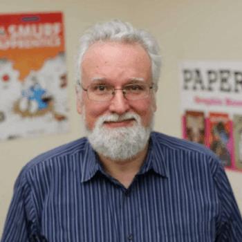 """Jim Salicrup, editor en cap a l'editorial de còmics infantils """"Papercutz"""", va treballar durant dècades a Marvel còmics."""