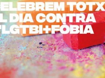 Cultura en defensa de la diversitat: commemorem el 17 de maig, dia contra la LGTBI-fòbia