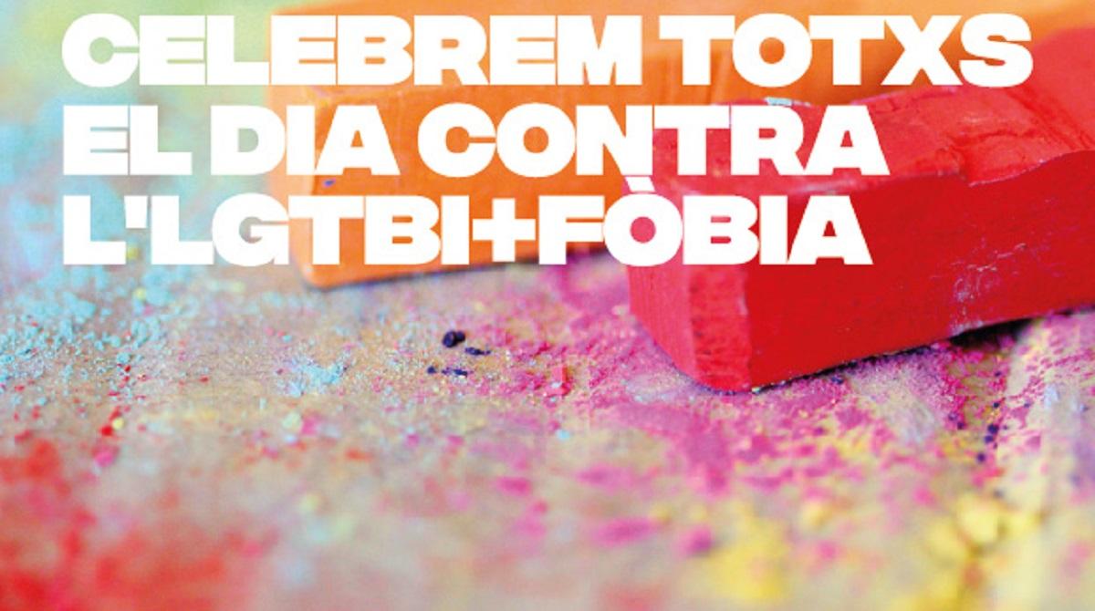 dia contra la LGTBI-fòbia