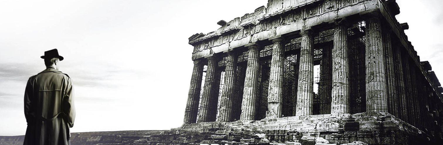 Laberinto griego / Philip Kerr