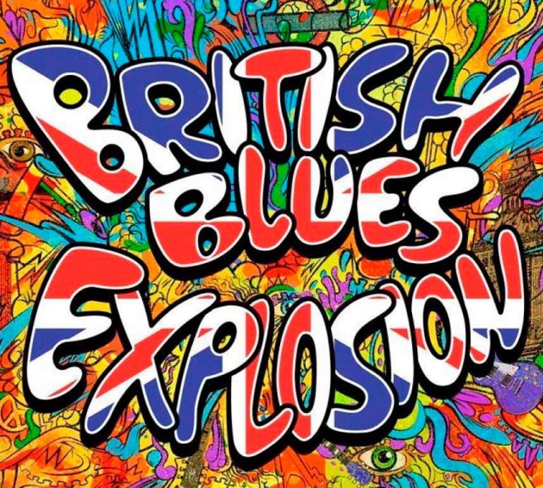 Blues a Fons núm. 11 EL BLUES BRITÀNIC · BRITISH BLUES