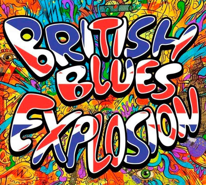 Blues a Fons núm. 11 EL BLUES BRITÀNIC · BRITISH BLUES