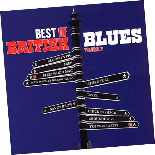 Best of british blues