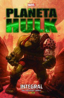 Planeta Hulk: integral  PAK, Greg