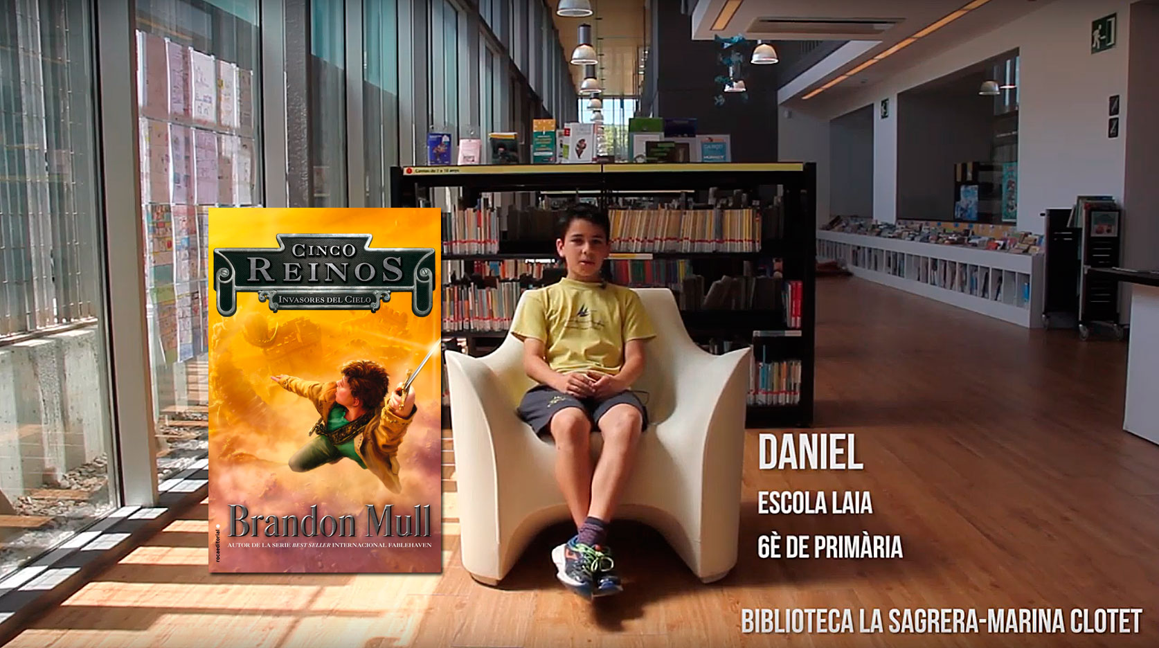 Daniel - Invasores del cielo - Brandon Mull