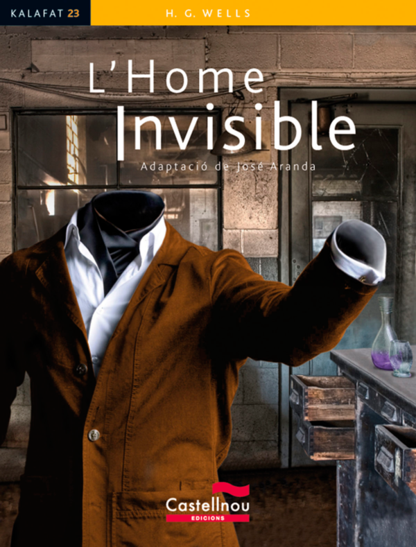 L'Home invisible / Herbert George Wells