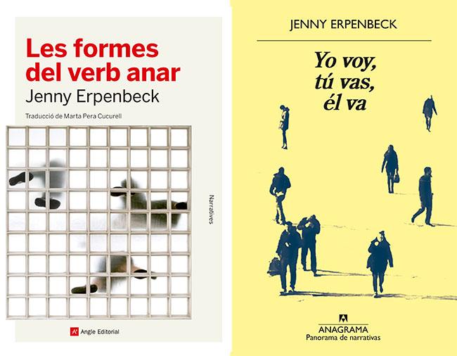Erpenbeck, Jenny Les formes del verb anar