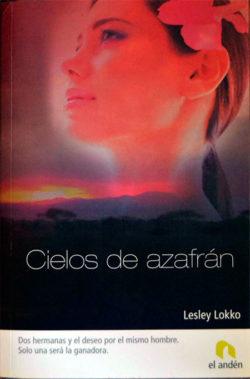 Cielos de azafrán  Lokko, Lesley
