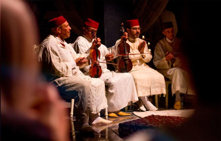 Música tradicional del Marroc