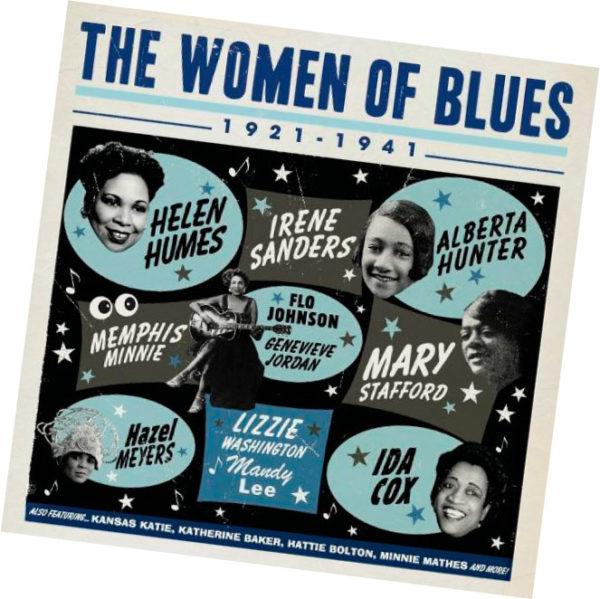 The women of blues