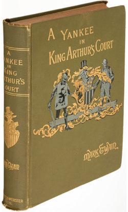 Un Yanki en la corte del Rey Arturo  Twain, Mark