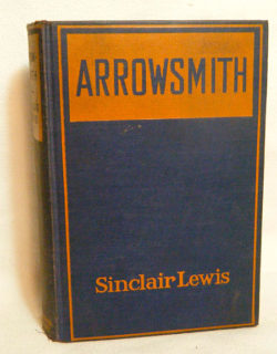 Doctor Arrowsmith  Lewis, Sinclair