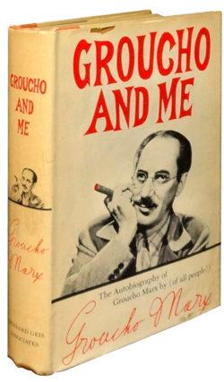 Marx, Groucho / Groucho y yo
